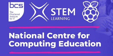 Park House School National Centre for Computing Education Hub Launch Event tickets