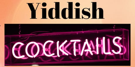 Yiddish Cocktails tickets