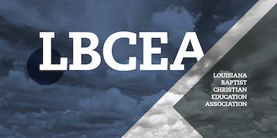 2020 LBCEA Spring Tour – Northwest LA Association