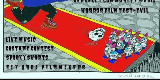 12th Annual BCM Horror Film Fest-Evil