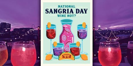 National Sangria Day! Wine Not?  tickets
