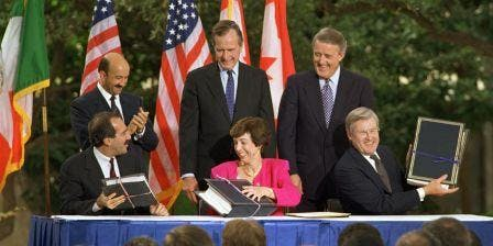 How Free Trade Made Relations with Canada and Mexico Better