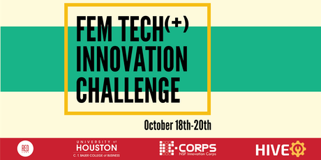 Fem Tech (+) Innovation Challenge (Pitch) tickets