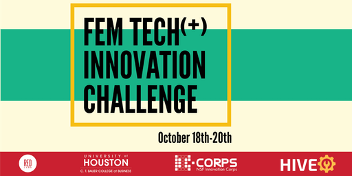 Fem Tech (+) Innovation Challenge (Pitches Only)