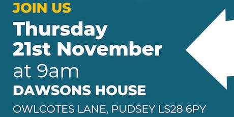 In Business Networking Meeting at Dawsons House tickets