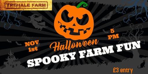 Spooky Farm Fun