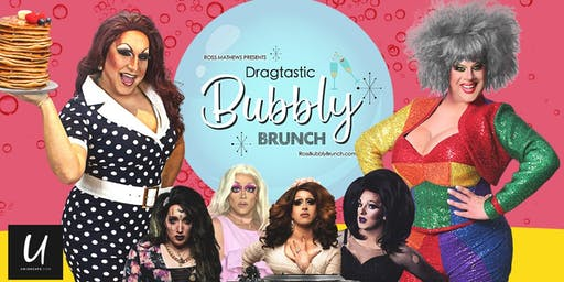 12:30p Ross Mathews Dragtastic Bubbly Brunch Columbus, OH