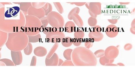 Simpósio de Hematologia ingressos