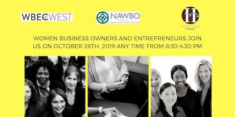 Women's Business Resource Day tickets
