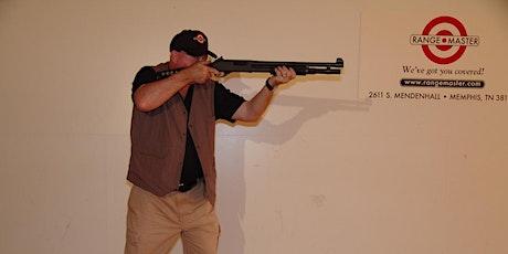 Defensive Shotgun Course, One Day tickets