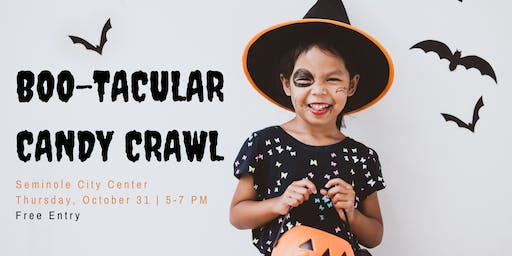 BOO-TACULAR Candy Crawl