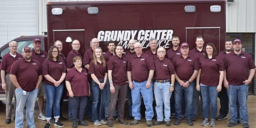 Grundy County EMS Trivia Night