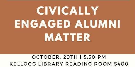 Conversations That Matter: Civically Engaged Alumni Matter tickets