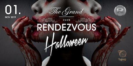The Grand Rendezvous Halloween Tickets