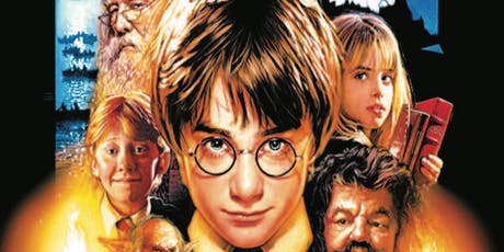 Music Movie Monday: Harry Potter and the Sorcerer's Stone tickets