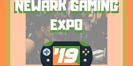NEWARK GAMING EXPO '19 tickets