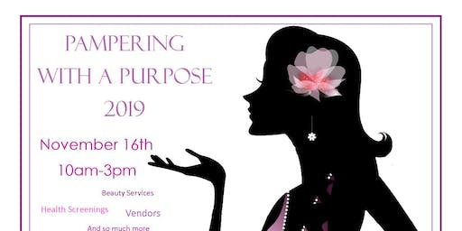 Pampering with a Purpose Spa & Health Fair 2019