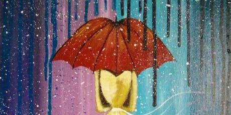 Rainbow Rain Paint Party tickets