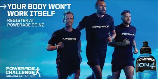 Powerade Challenge - Wellington