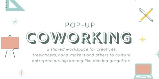 Dec. 13th  Free Friday Pop-Up Coworking