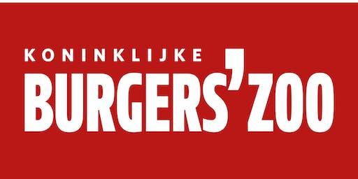 Nikon Clubdag 2019 -  Burgers Zoo