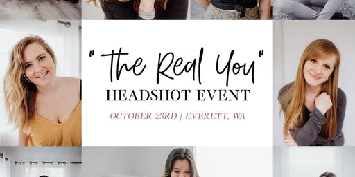 The Real You Headshot Event