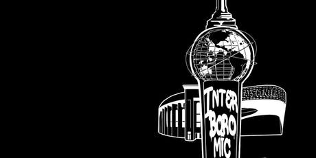 Interior Mic Presents: Lyrics and Laughter tickets
