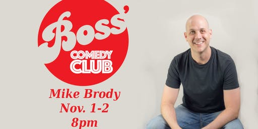Sat. Mike Brody at Boss'