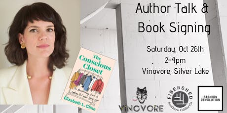 The Conscious Closet by Elizabeth L. Cline - Author Talk & Book Signing -  tickets