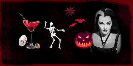 Halloween Party 2019 Barcelona - Conrad Freeman Band in La Rubia tickets