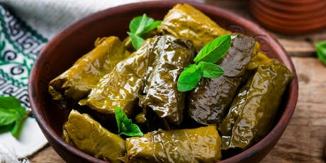Мастер-класс по армянской кухне: долма&салат tickets