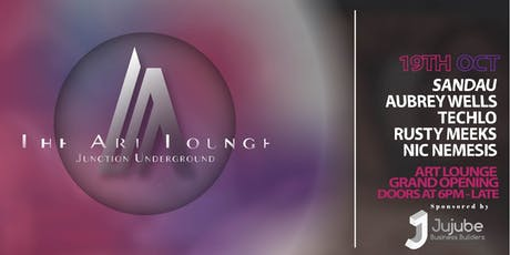 The Art Lounge: Grand Opening Sponsored by Jujube Business Builders tickets