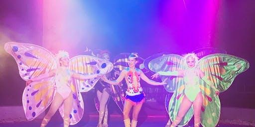 Carson & Barnes Circus Presents CircusSaurus - Patterson, LA