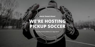 Lagoon Soccer Pickup