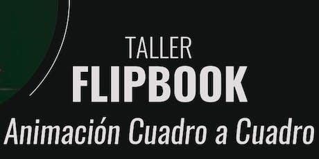 Taller de Flip Book boletos