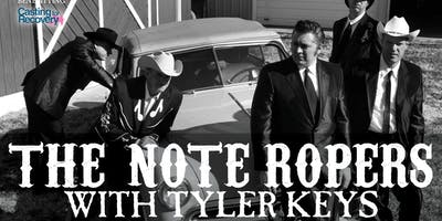 The Note Ropers LIVE @ FR8yard