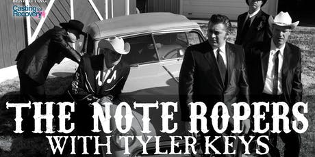The Note Ropers LIVE @ FR8yard tickets