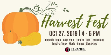 2019 Harvest Fest tickets