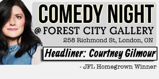 Comedy Night at Forest City Gallery #2