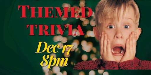 Themed Trivia: Home Alone