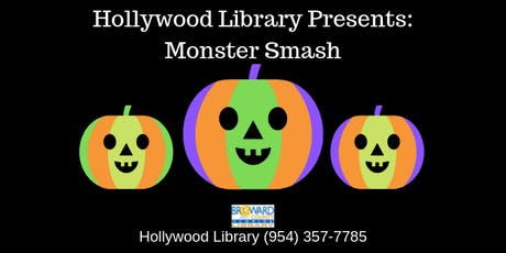 Monster Smash! tickets