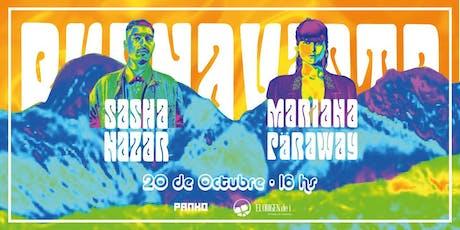 CICLO BUENAVISTA | Mariana Paraway + Sasha Nazar | Origen de I entradas