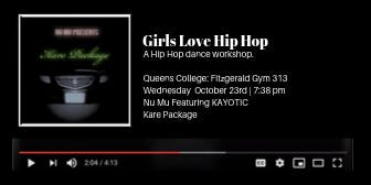 Girls Love Hip Hop