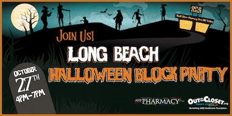 OTC Halloween Block Party tickets