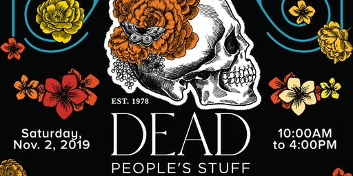 Day of the Dead People's Stuff Grand Reopening Celebration