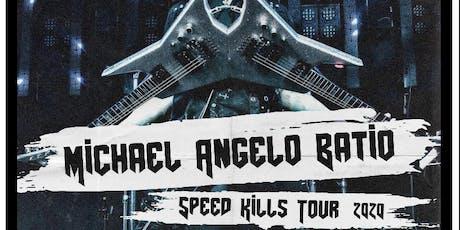 Michael Angelo Batio - Speed Kills Tour 2020 tickets