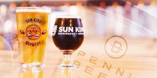 Penn & Beech @ Sun King Spirits!