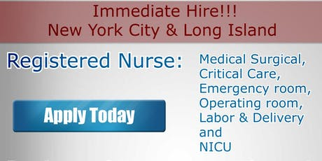 CNA, LPN, RN, RRT Walk-In Registration  tickets