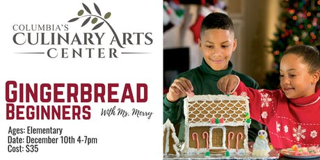 Gingerbread Beginners with Merry Spafford tickets