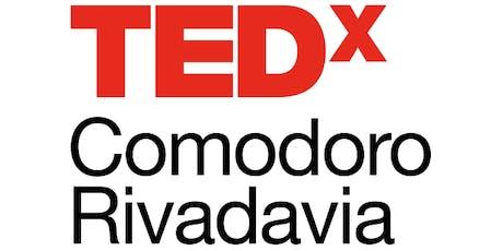 TEDxComodoroRivadavia2019 entradas
